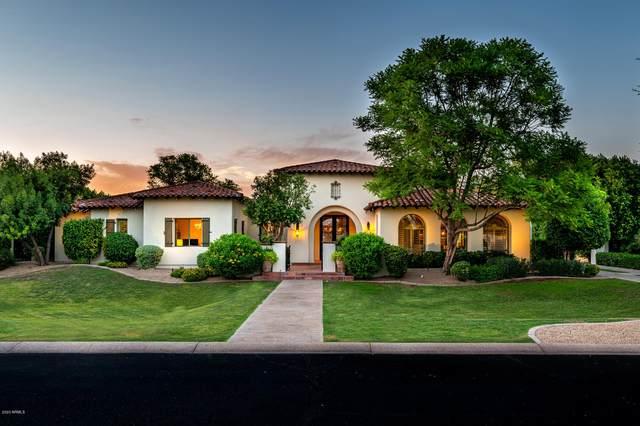 6500 E Gainsborough Road, Scottsdale, AZ 85251 (MLS #6115116) :: Nate Martinez Team