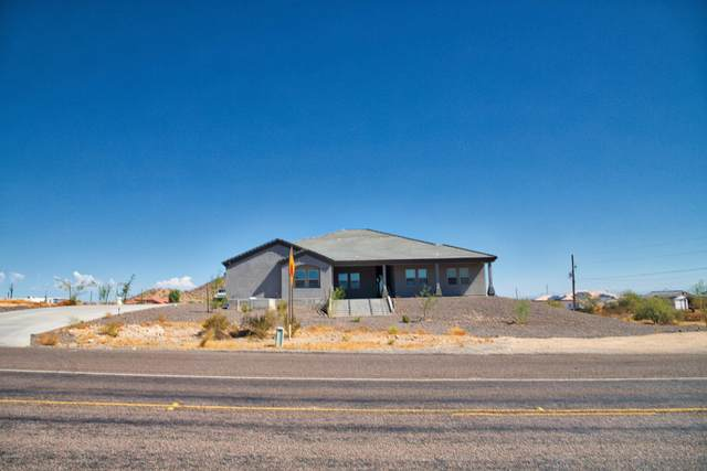 14214 W Indian Springs Road, Goodyear, AZ 85338 (MLS #6115121) :: The Bill and Cindy Flowers Team