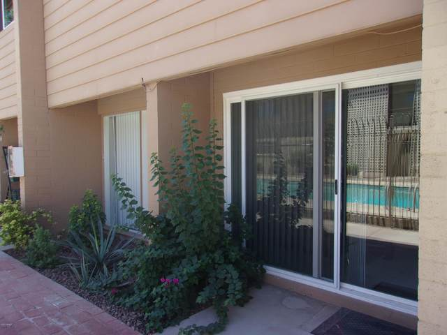 720 N 82ND Street E8, Scottsdale, AZ 85257 (MLS #6115129) :: Klaus Team Real Estate Solutions