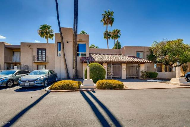 3314 N 68TH Street #201, Scottsdale, AZ 85251 (MLS #6115177) :: Brett Tanner Home Selling Team