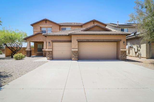 30121 W Mulberry Drive, Buckeye, AZ 85396 (MLS #6115194) :: Long Realty West Valley