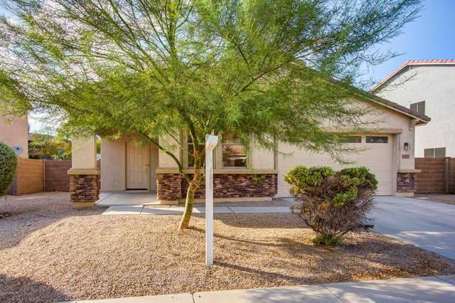 43572 W Oster Drive, Maricopa, AZ 85138 (MLS #6115201) :: Long Realty West Valley