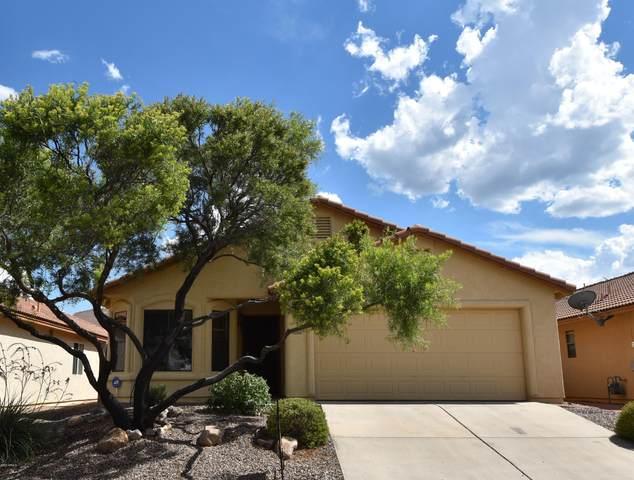 1606 Silverado Drive, Sierra Vista, AZ 85635 (MLS #6115204) :: Homehelper Consultants