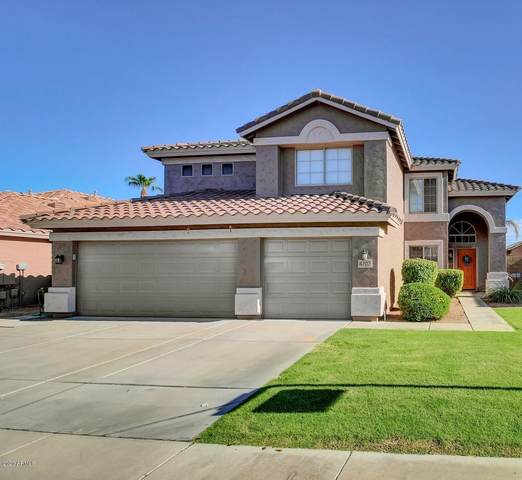 4707 E South Fork Drive, Phoenix, AZ 85044 (MLS #6115205) :: Brett Tanner Home Selling Team