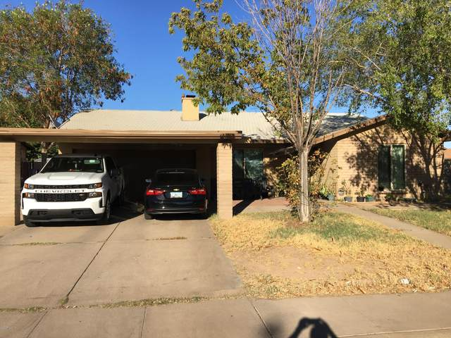 4401 N 77th Avenue, Phoenix, AZ 85033 (MLS #6115208) :: Brett Tanner Home Selling Team