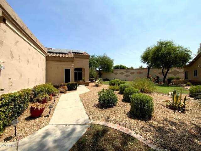 19601 N 83RD Drive, Peoria, AZ 85382 (MLS #6115214) :: Devor Real Estate Associates