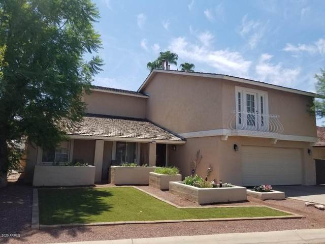 1407 E Commodore Place, Tempe, AZ 85283 (MLS #6115216) :: Midland Real Estate Alliance
