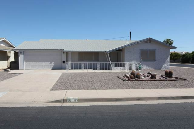 10902 W Sun City Boulevard, Sun City, AZ 85351 (MLS #6115220) :: Arizona Home Group