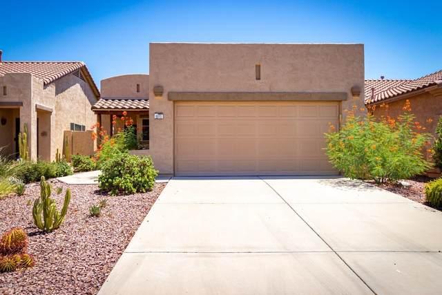 8023 S Open Trail Lane, Gold Canyon, AZ 85118 (MLS #6115222) :: REMAX Professionals