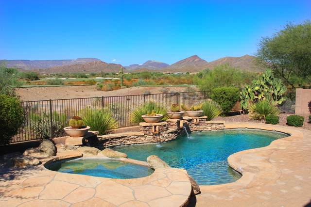 1416 W Twain Drive, Anthem, AZ 85086 (MLS #6115227) :: Revelation Real Estate
