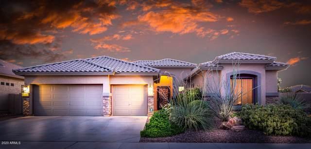 6926 S St Ruben Avenue, Gilbert, AZ 85298 (MLS #6115232) :: Riddle Realty Group - Keller Williams Arizona Realty