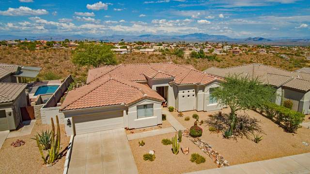 15406 E Hillside Drive, Fountain Hills, AZ 85268 (MLS #6115242) :: Lifestyle Partners Team
