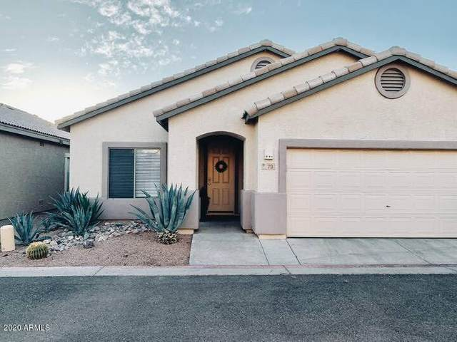 125 N 22ND Place #73, Mesa, AZ 85213 (MLS #6115247) :: CANAM Realty Group