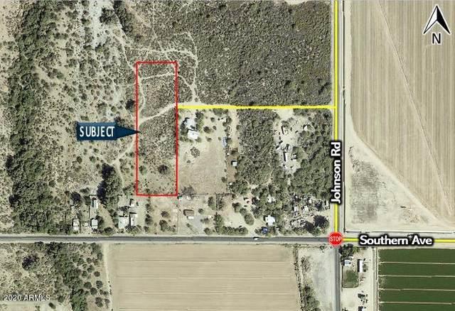 308XX W Southern Avenue, Buckeye, AZ 85326 (MLS #6115267) :: Devor Real Estate Associates