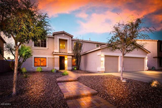 1144 E San Carlos Way, Chandler, AZ 85249 (MLS #6115274) :: Arizona Home Group