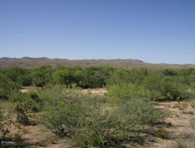0 S Date Creek Road, Congress, AZ 85332 (MLS #6115310) :: Scott Gaertner Group