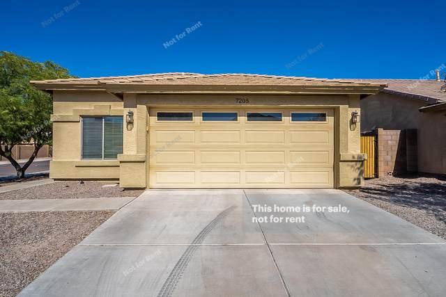 7205 S 45TH Avenue, Laveen, AZ 85339 (MLS #6115320) :: Lucido Agency