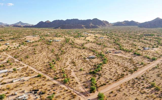 53XXX W Dune Shadow Road, Maricopa, AZ 85139 (MLS #6115333) :: Conway Real Estate