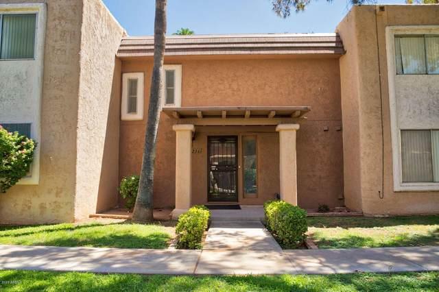 7126 N 19TH Avenue #236, Phoenix, AZ 85021 (MLS #6115336) :: The Helping Hands Team