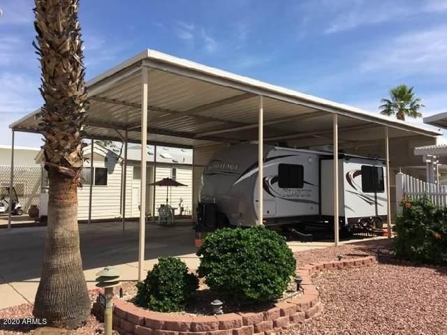 17200 W Bell Road, Surprise, AZ 85374 (MLS #6115349) :: Brett Tanner Home Selling Team