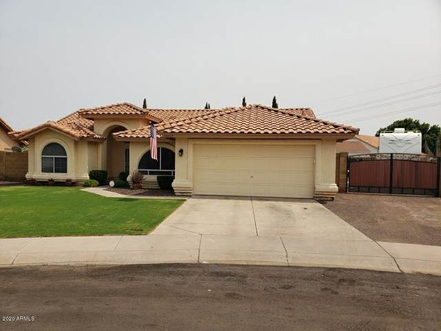14867 N 66TH Drive, Glendale, AZ 85306 (MLS #6115361) :: Klaus Team Real Estate Solutions
