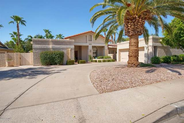 6220 E Paradise Lane, Scottsdale, AZ 85254 (MLS #6115376) :: Klaus Team Real Estate Solutions