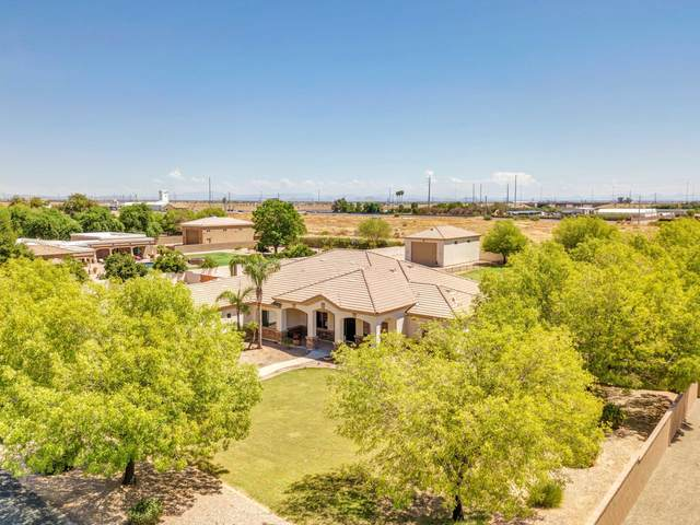8735 N 172ND Drive, Waddell, AZ 85355 (MLS #6115381) :: Yost Realty Group at RE/MAX Casa Grande
