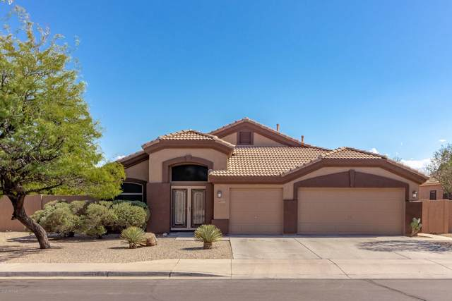 9037 E Halifax Circle, Mesa, AZ 85207 (MLS #6115389) :: CANAM Realty Group