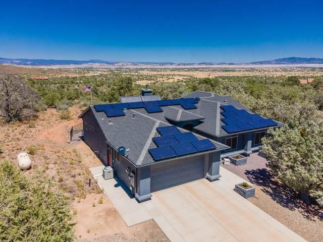 4260 W White Rock Road, Chino Valley, AZ 86323 (MLS #6115394) :: Scott Gaertner Group