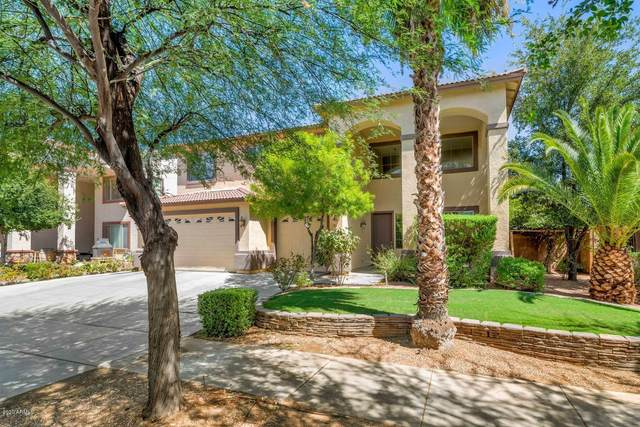 15826 W Mercer Lane, Surprise, AZ 85379 (MLS #6115407) :: Yost Realty Group at RE/MAX Casa Grande