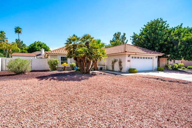 1901 E Palomino Drive, Tempe, AZ 85284 (MLS #6115417) :: Midland Real Estate Alliance