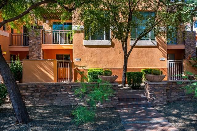 6940 E Cochise Road #1008, Paradise Valley, AZ 85253 (MLS #6115421) :: Kepple Real Estate Group