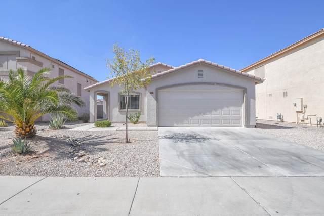 1444 E Avenida Fresca, Casa Grande, AZ 85122 (MLS #6115423) :: The W Group