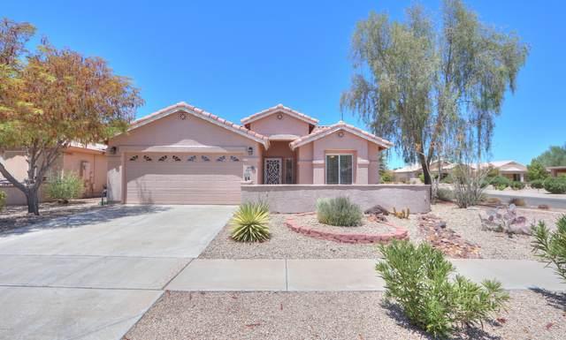 2436 E Hancock Trail, Casa Grande, AZ 85194 (MLS #6115431) :: Brett Tanner Home Selling Team