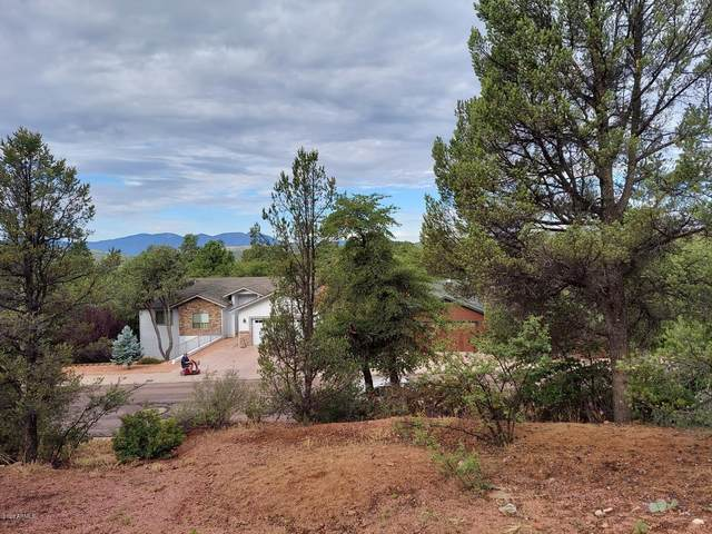 601 N Wood Hill Road, Payson, AZ 85541 (MLS #6115442) :: Arizona Home Group