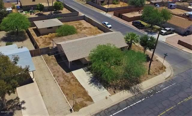 2099 S San Marcos Drive, Apache Junction, AZ 85120 (MLS #6115461) :: Klaus Team Real Estate Solutions