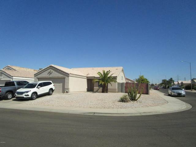 11178 W Las Palmaritas Drive, Peoria, AZ 85345 (MLS #6115470) :: Kepple Real Estate Group