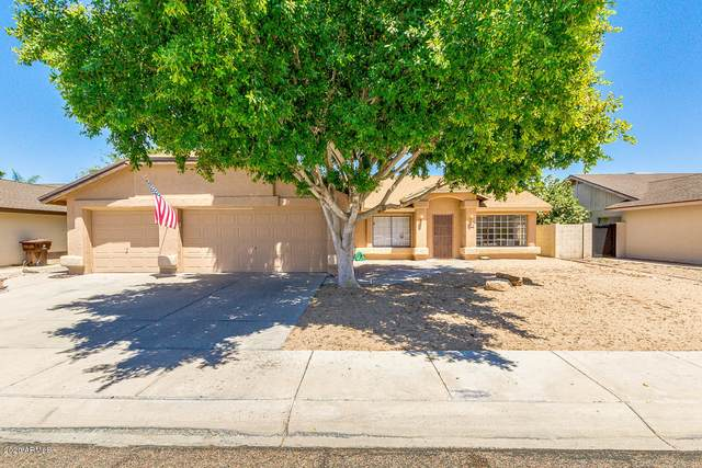 8422 W Dreyfus Drive, Peoria, AZ 85381 (MLS #6115473) :: Devor Real Estate Associates