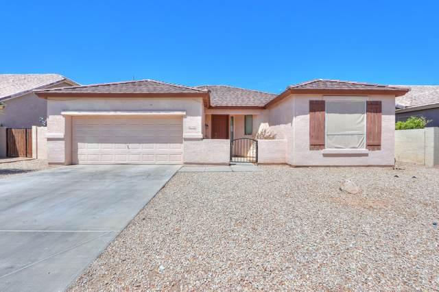 1725 N Agave Street, Casa Grande, AZ 85122 (MLS #6115493) :: Klaus Team Real Estate Solutions