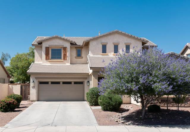 3964 E Grand Canyon Place, Chandler, AZ 85249 (MLS #6115536) :: Kevin Houston Group