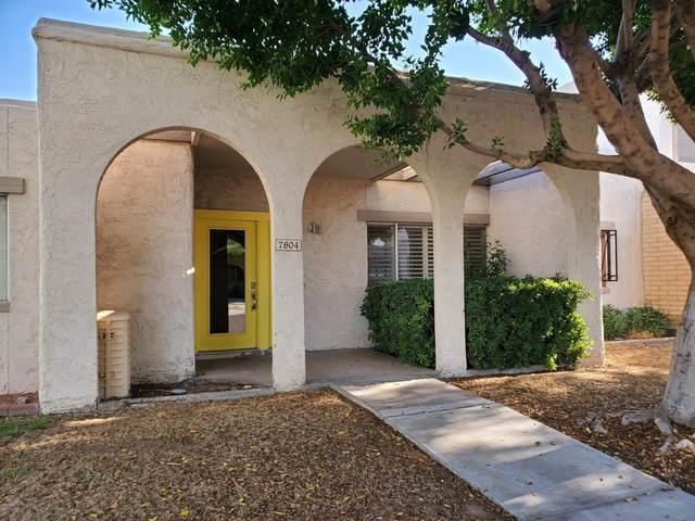 7804 E Vernon Avenue, Scottsdale, AZ 85257 (MLS #6115539) :: Lifestyle Partners Team