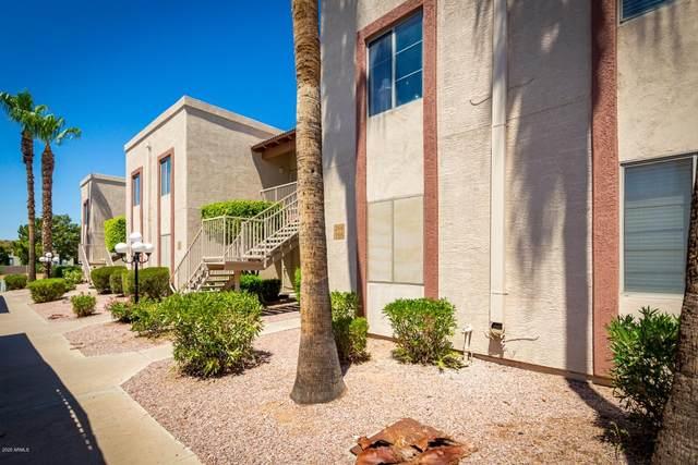 205 N 74TH Street #166, Mesa, AZ 85207 (MLS #6115542) :: The Property Partners at eXp Realty