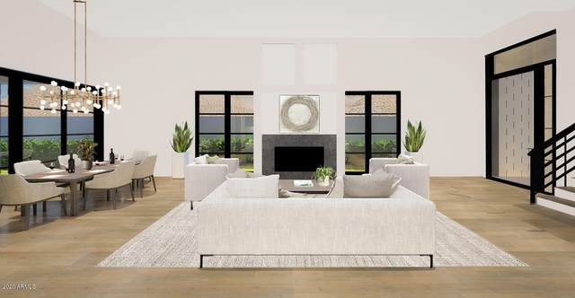 6403 N Lost Dutchman Drive, Paradise Valley, AZ 85253 (MLS #6115546) :: Devor Real Estate Associates