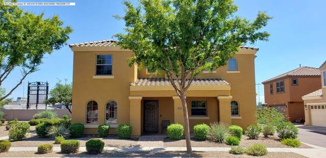 3033 E Harrison Street, Gilbert, AZ 85295 (MLS #6115548) :: The Helping Hands Team