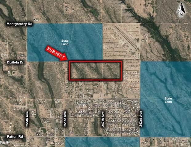 xxxx W Morning Vista Lane, Wittmann, AZ 85361 (#6115563) :: Long Realty Company