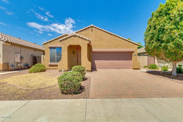 3010 S 102ND Lane, Tolleson, AZ 85353 (MLS #6115582) :: Klaus Team Real Estate Solutions