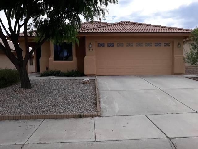 1844 Silverado Drive, Sierra Vista, AZ 85635 (#6115583) :: The Josh Berkley Team