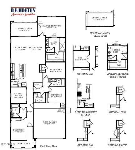 2137 E Northwoods Drive, Phoenix, AZ 85024 (MLS #6115589) :: neXGen Real Estate