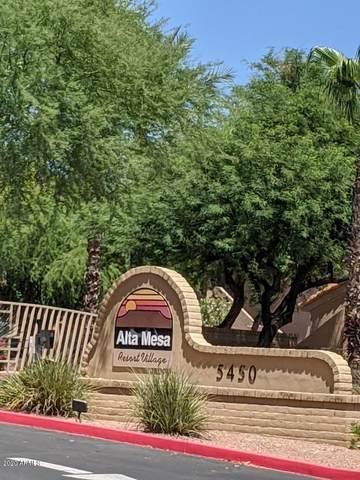 5450 E Mclellan Road #107, Mesa, AZ 85205 (MLS #6115608) :: Klaus Team Real Estate Solutions