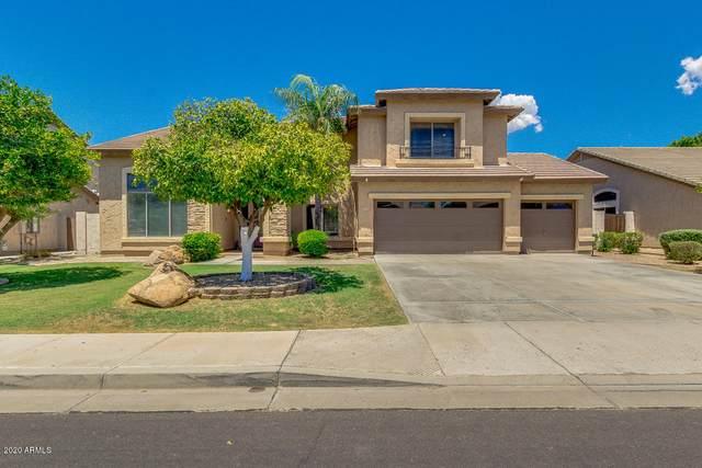 4454 E Des Moines Street, Mesa, AZ 85205 (MLS #6115635) :: Budwig Team | Realty ONE Group